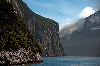 Milford Sound (Photo by Andras Ikladi)